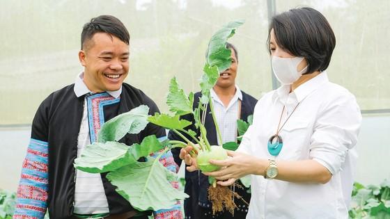 Nông dân đổi đời từ Chương trình sinh kế cộng đồng ảnh 1