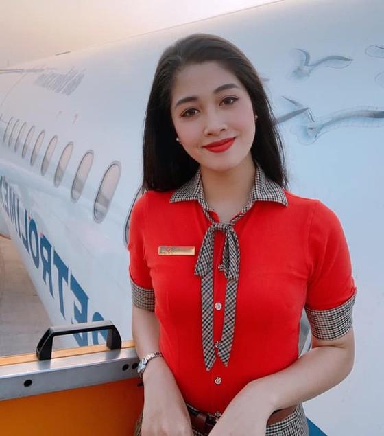 Bộ ảnh của hai thí sinh Hoa hậu Việt Nam là tiếp viên hàng không  ảnh 6