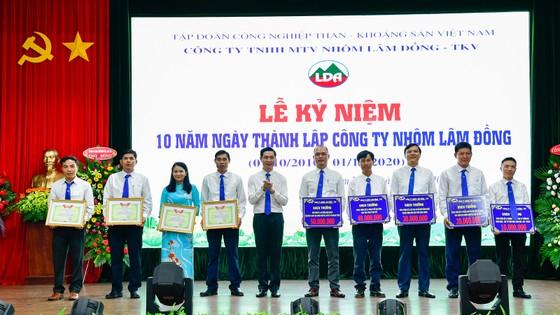 Công ty TNHH MTV Nhôm Lâm Đồng – TKV: Tiếp tục nâng công suất vận hành, đẩy mạnh nguồn nhân lực để phát triển bền vững! ảnh 1