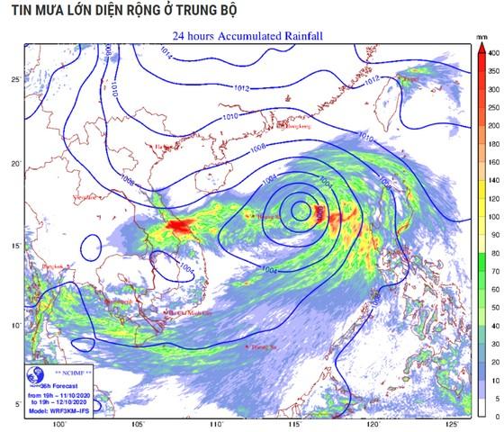 Bão số 6 chưa tan hẳn, Biển Đông lại xuất hiện áp thấp nhiệt đới mới ảnh 1