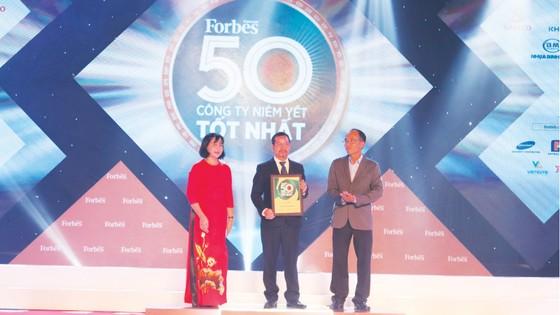 Masan group lần thứ 8 liên tiếp có mặt trong danh sách 50 công ty niêm yết tốt nhất Việt Nam ảnh 1