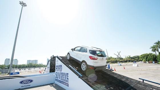Sự kiện lái thử Ford SUV Drive 2020: Khởi động trải nghiệm Off-road khác biệt trên địa hình mô phỏng  ảnh 1