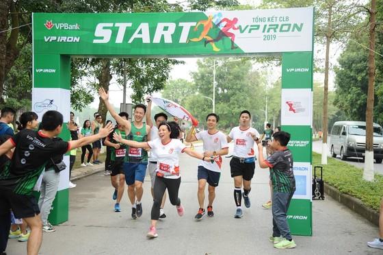 Đằng sau câu chuyện xây dựng văn hóa doanh nghiệp VPBank qua giải chạy Marathon ảnh 1