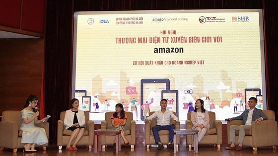 """T&T Group, SHB hợp tác với Amazon: """"Cú hích"""" thúc đẩy thương mại điện tử Việt Nam ảnh 1"""