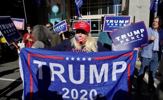 Bầu cử Mỹ 2020: Joe Biden đang dẫn trước Donald Trump ảnh 9