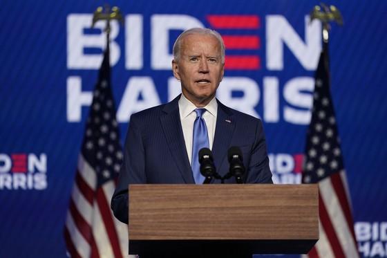 Bầu cử Mỹ 2020: Ông Joe Biden tự tin vào chiến thắng ảnh 1
