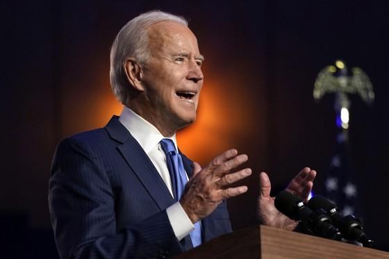 Bầu cử Mỹ 2020: Ông Joe Biden tự tin vào chiến thắng ảnh 2