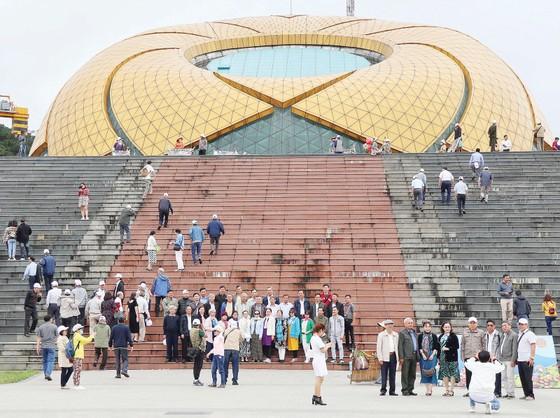 Tam giác du lịch Đà Lạt - Nha Trang - Phan Thiết: Du khách tăng trở lại ảnh 1