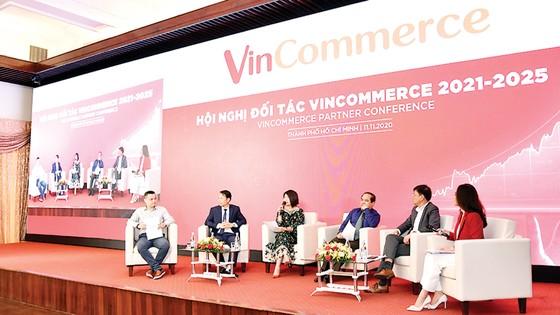 Vincommerce tổ chức hội nghị đối tác, công bố chiến lược phát triển giai đoạn 2021 - 2025 ảnh 1