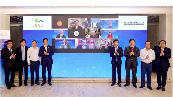 Tập đoàn Novaland và Bệnh viện Đại học Y Hà Nội hợp tác phát triển dịch vụ, cơ sở y tế tại NovaWorld Phan Thiet ảnh 2