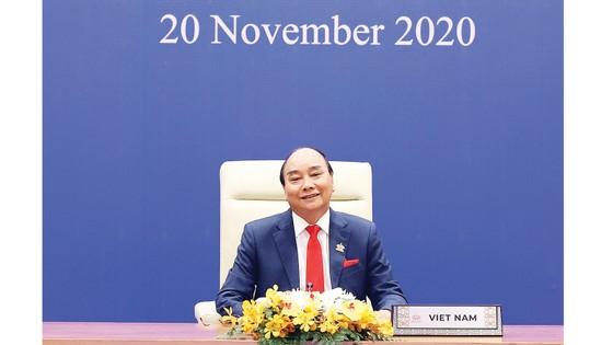 Dấu mốc mới định hướng tương lai APEC ảnh 1