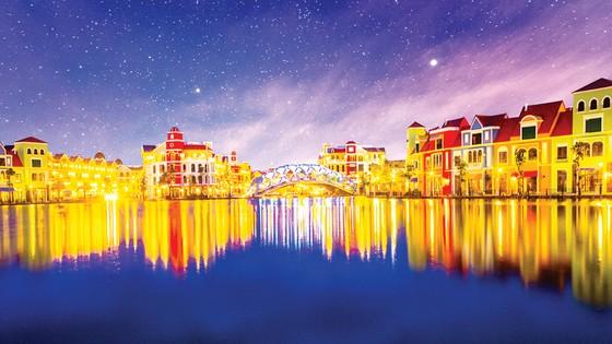 """Grand World Phú Quốc - Nơi """"tiêu tiền"""" mới của du lịch châu Á ảnh 1"""