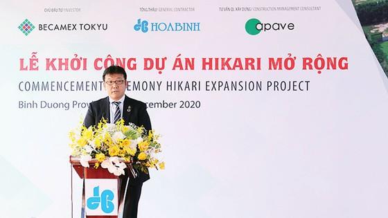 Hòa Bình khởi công dự án Hikari mở rộng tại Bình Dương ảnh 1