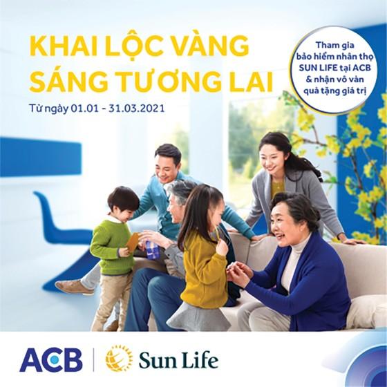 """Khai Lộc Vàng, Sáng Tương Lai"""" cùng Sun Life Việt Nam ảnh 1"""