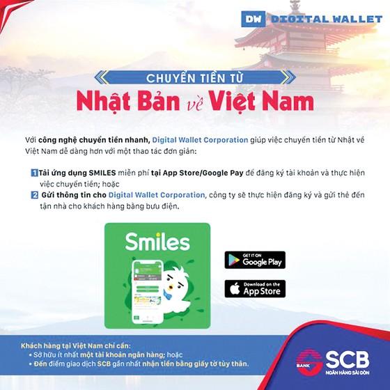 SCB & Công ty Digital Wallet Corporation chính thức hợp tác chuyển tiền từ Nhật Bản về Việt Nam ảnh 1