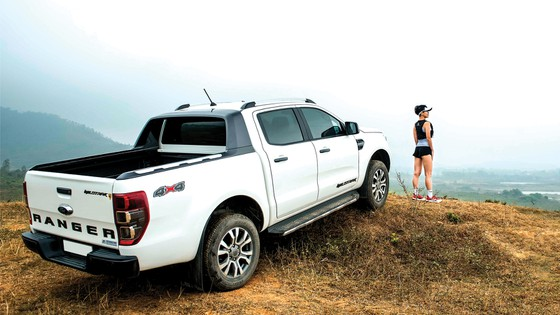 Những mẹo nhỏ để cùng Ford Ranger duy trì mục tiêu rèn luyện sức khỏe trong năm mới  ảnh 2