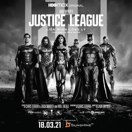 """9 điều bất ngờ về bom tấn điện ảnh """"Zack Snyder's Justice League"""" công chiếu trên Sunshine TV ảnh 1"""