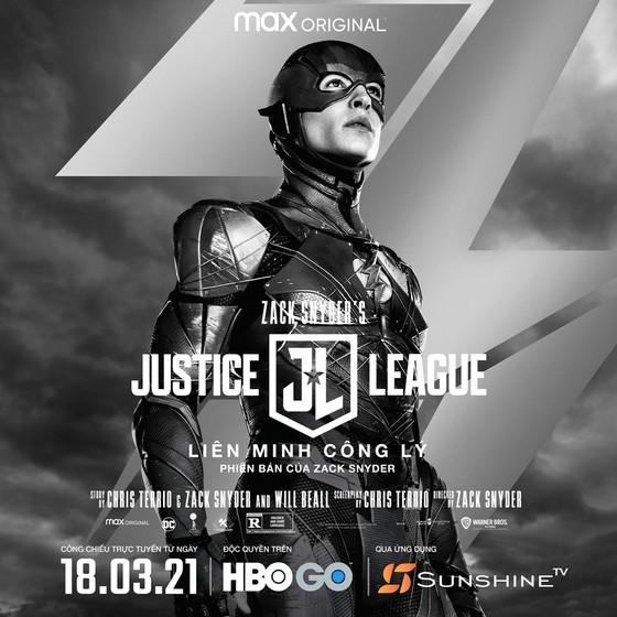 """9 điều bất ngờ về bom tấn điện ảnh """"Zack Snyder's Justice League"""" công chiếu trên Sunshine TV ảnh 2"""