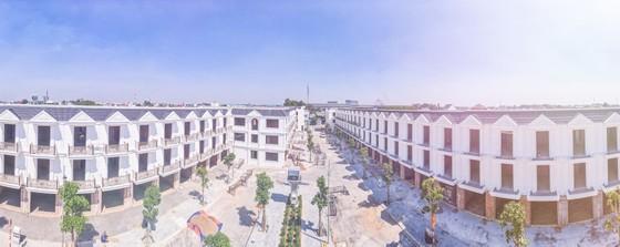 Nhà phố xây sẵn - kênh đầu tư hiệu quả tại vùng ven TPHCM ảnh 1