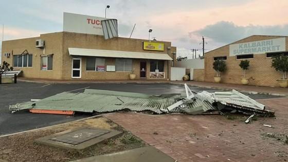 Bão Seroja gây thiệt hại nghiêm trọng tại Australia ảnh 2
