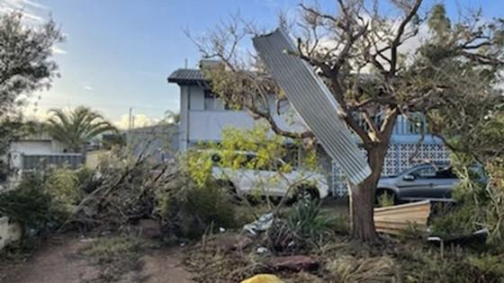 Bão Seroja gây thiệt hại nghiêm trọng tại Australia ảnh 4