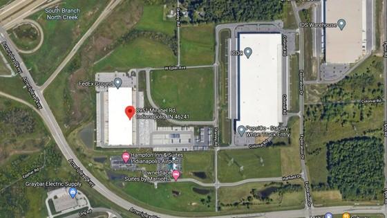 Mỹ: Xả súng tại văn phòng của hãng Fedex, nhiều người trúng đạn ảnh 1