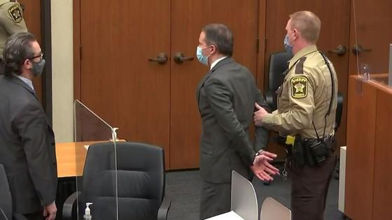 Tòa tuyên án cựu cảnh sát Derek Chauvin trong vụ George Floyd 3 tội danh giết người ảnh 1