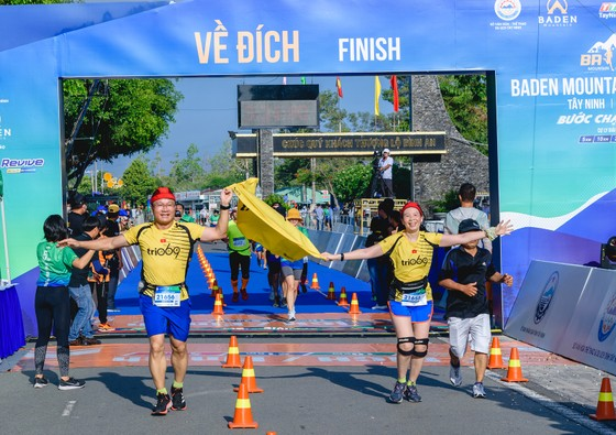 Cộng đồng runner ấn tượng với BaDen Mountain Marathon 2021 lần đầu tổ chức tại Tây Ninh ảnh 6