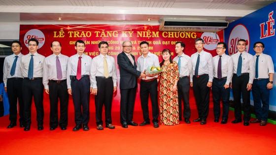 Vedan Việt Nam tri ân 139 nhân viên gắn bó 20-25 năm ảnh 2