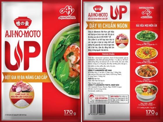 Bột gia vị đa năng AJI-NO-MOTO® UP ra mắt thị trường Việt ảnh 2