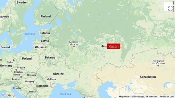 Xả súng tại trường học Nga, 21 người thương vong ảnh 1