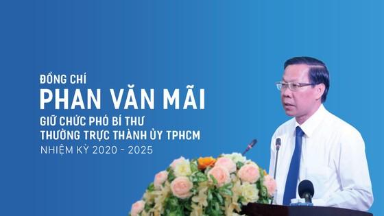 Đồng chí Phan Văn Mãi làm Phó Bí thư Thường trực Thành ủy TPHCM ảnh 8