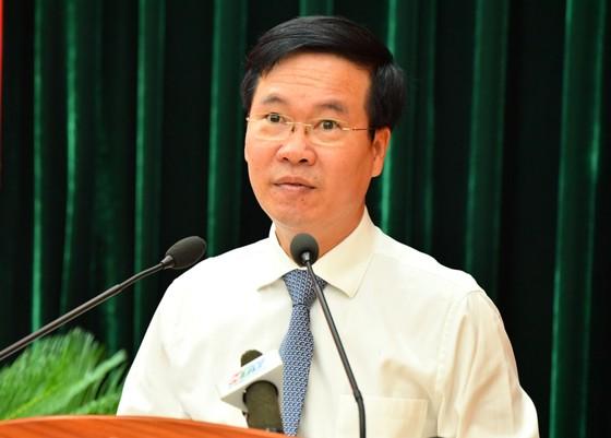 Đồng chí Phan Văn Mãi làm Phó Bí thư Thường trực Thành ủy TPHCM ảnh 2