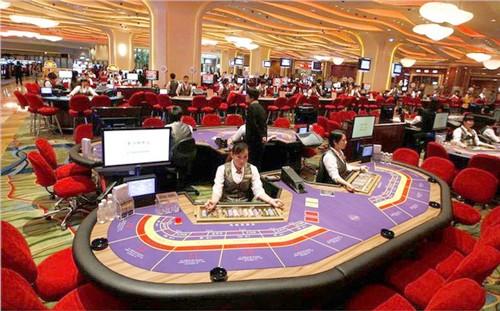 Gắn camera trong casino để thu thuế? ảnh 1