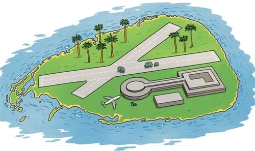 Bài học đắt giá nhờ Trung Quốc xây sân bay ảnh 1