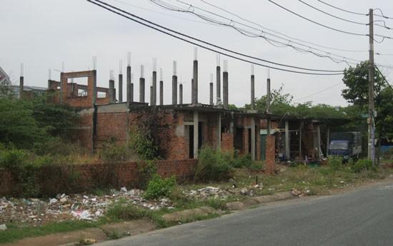 """Hơn 600 hộ dân mua đất dự án Hoàng Hải như ngồi trên """"lửa"""" ảnh 1"""