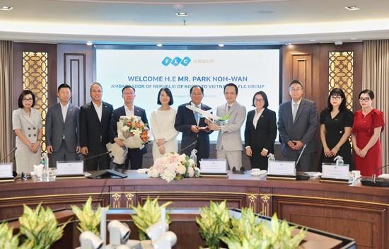 Đại sứ Hàn Quốc tại Việt Nam - cầu nối FLC với đối tác Hàn Quốc  ảnh 3