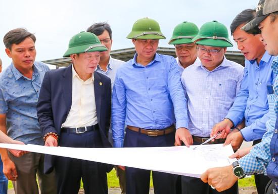Đặt mục tiêu khởi công sân bay Quảng Trị vào tháng 9 ảnh 2