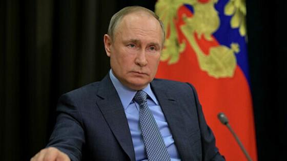 Tổng thống Nga V.Putin (Nguồn: rianovosti)