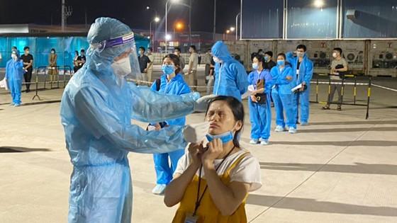 35 công nhân nhiễm Covid-19 tại Công ty Hosiden Việt Nam ảnh 1