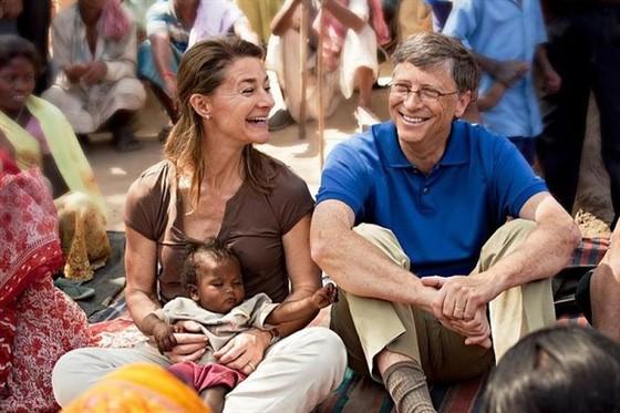 Độc thân ở tuổi 65, nếu Bill Gates xài 1 triệu USD/ngày thì phải 400 năm mới tiêu hết tài sản ảnh 2