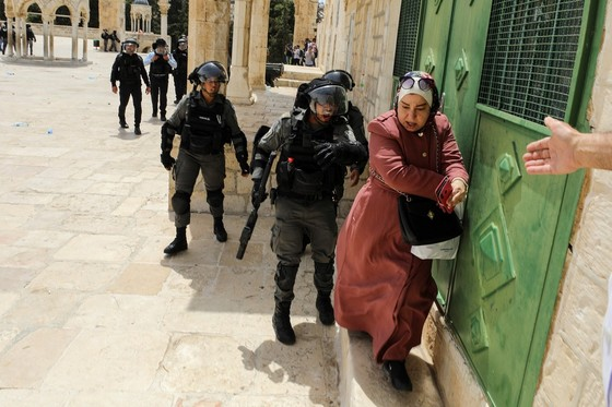 xung dot israel palestine anh 9