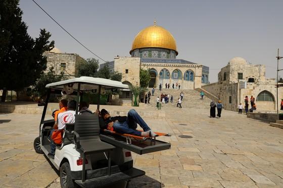 xung dot israel palestine anh 7