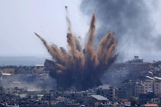 Hamas chi nửa triệu USD cho mỗi km đường hầm - 1
