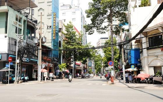 Sống ở phố tài chính Sài Gòn ảnh 1