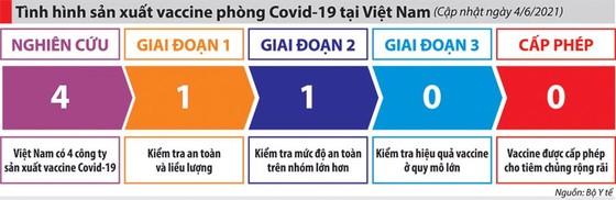Vaccine 'Make in Việt Nam': Nước rút về đích ảnh 3