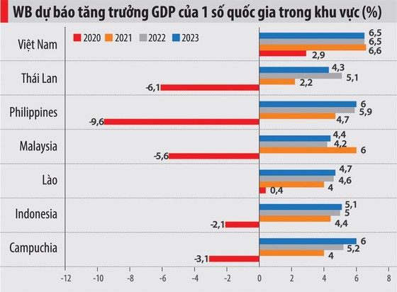 'Biến số' làn sóng Covid thứ 4 và triển vọng tăng trưởng của Việt Nam 2021 ảnh 3