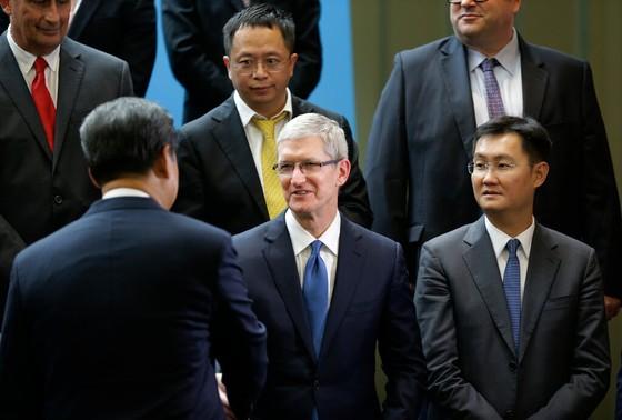 Chính phủ Trung Quốc từng 'dời' một ngọn núi để phục vụ Apple ảnh 3
