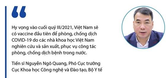 Cuộc chạy đua vaccine Covid-19 ở Việt Nam đang nóng đến đâu? ảnh 3