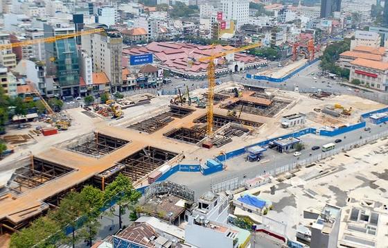 TPHCM sẽ thực hiện hơn 5.660 dự án đầu tư công trong 5 năm ảnh 1